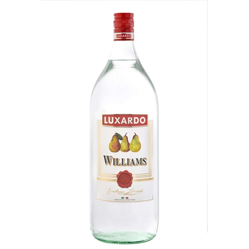 PEAR WILLIAM 60% 1L LUXARDO