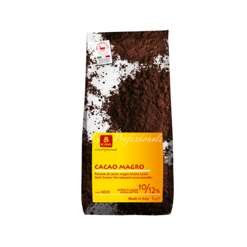COCOA POWDER 10/12 ICAM 1KG (10) DUTCH STYLE