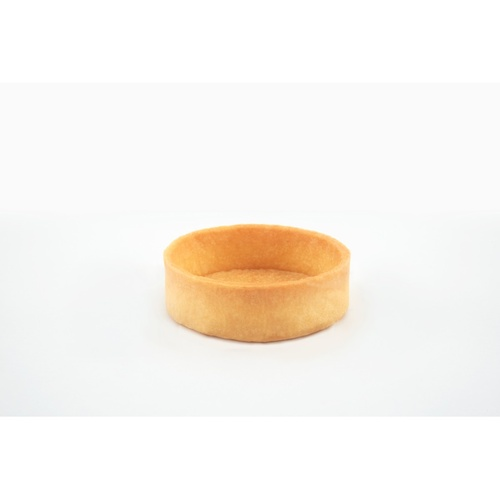 SAVOURY MEDIUM ROUND TART SHELL 120PCE 55X18MM